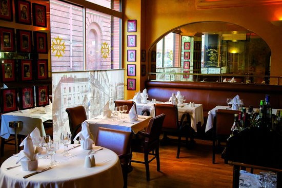 Brasserie Grand Cafe Opera Toulouse