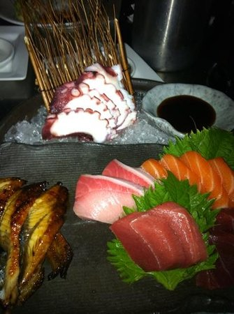 Seito Sushi: our server Sam was Outstanding!