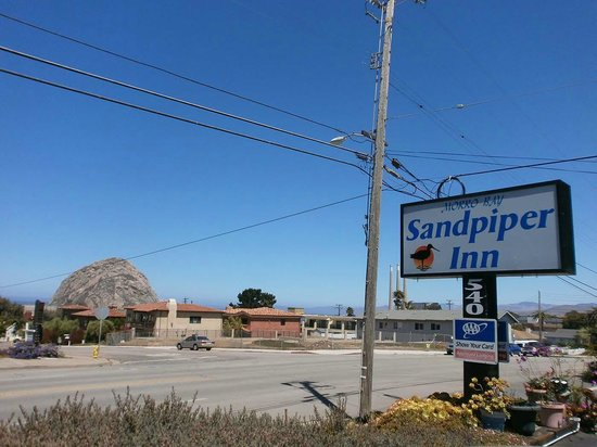 Morro Bay Sandpiper Inn: Sandpiper Inn Morro Bay, CA