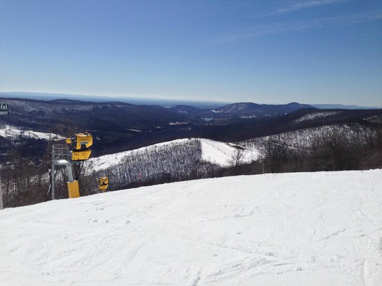 Whitetail Mountain Resort: Top of the Mountain