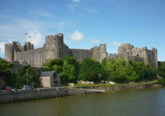 Old Kings Arms Hotel: Pembroke Castle