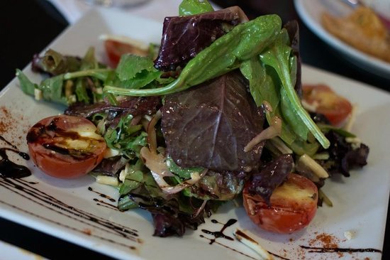 Toro Salao: Ensalada To' - Very delicious salad.