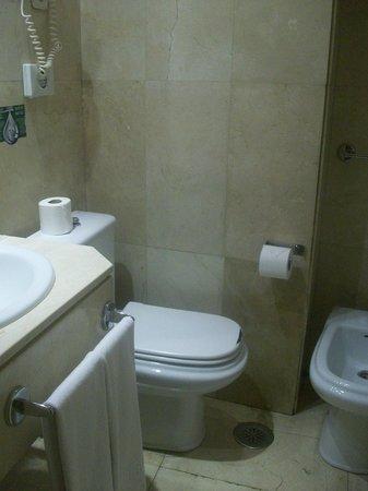 Hotel Rex: bagno