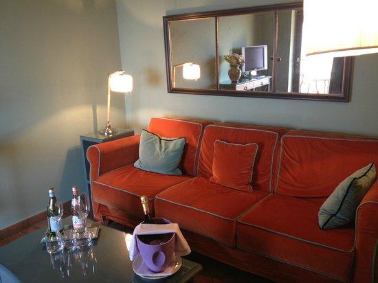 Hotel Villa Ducale: interno suite