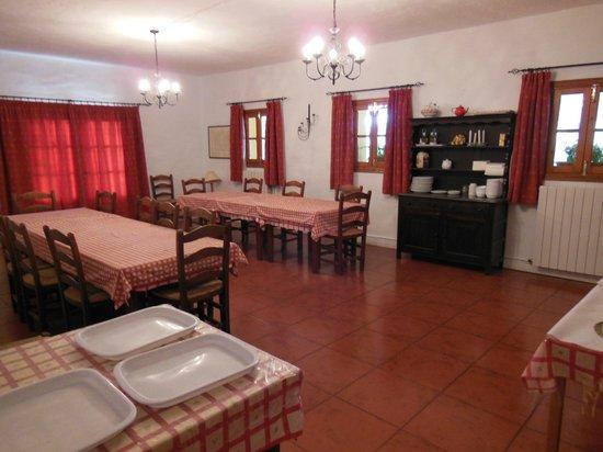 Cortijo Rosario : Breakfast room