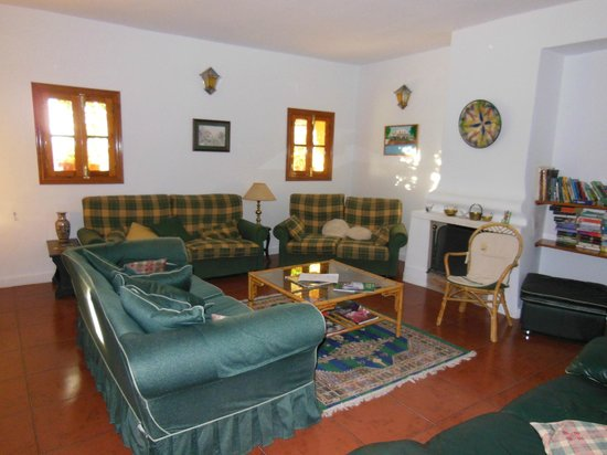Cortijo Rosario : Indoor living room