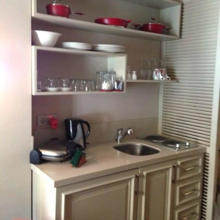 Lokum Ev Suites: Mutfak Alanı/Kitchen