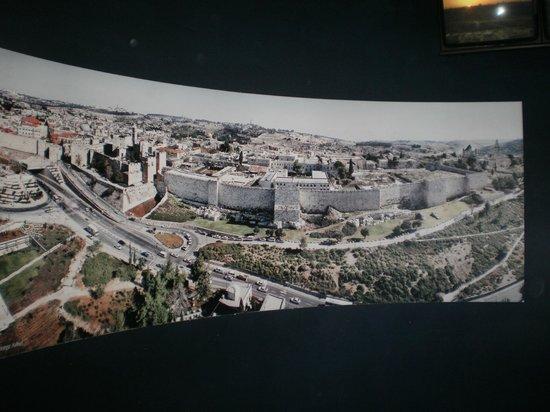 The Menachem Begin Heritage Center Museum: FOTO DE JERUSALEM VISTA EN EL MUSEO