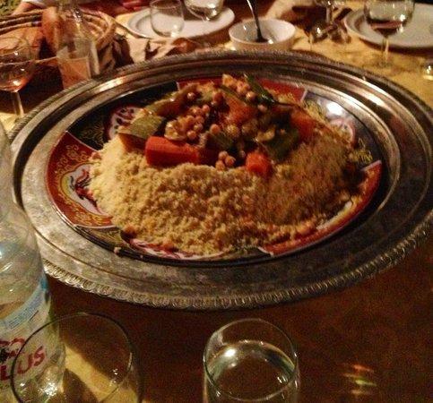Chez Ali: couscous