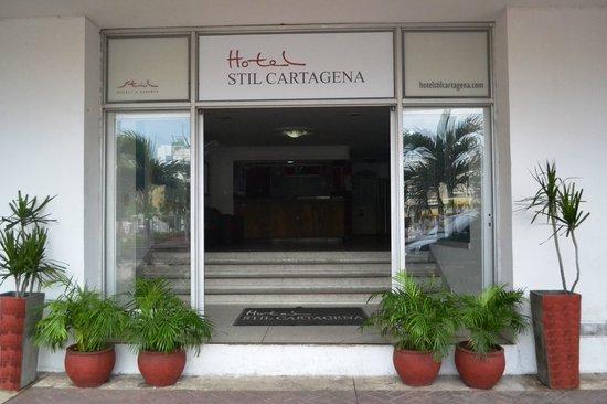 Hotel Stil Cartagena: Recepción