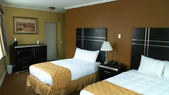 The Prince Hotel, an Ascend Hotel Collection Member: Two Bed Room