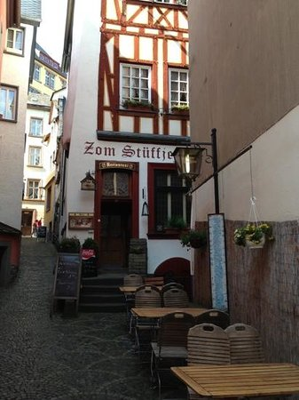 Zom Stuffje: a hidden gem, a quiet oasis away from the hustle and bustle