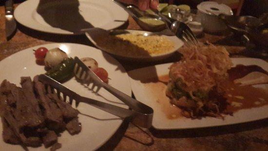 Harry's Grill: arrachera en Harry's Acapulco