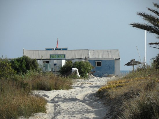 Dive Center: Blue Dolphin Djerba