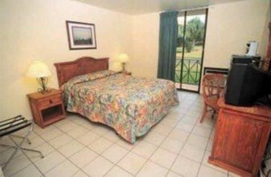 Parador El Faro: Guest Room