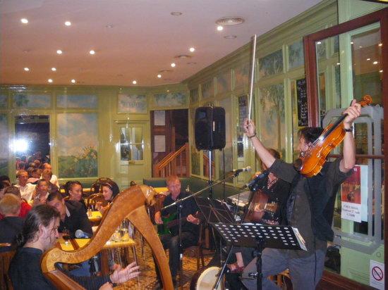 Café du centre : Soirée concert