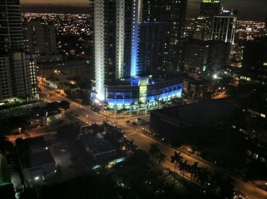 Conrad Miami: vue de la chambre