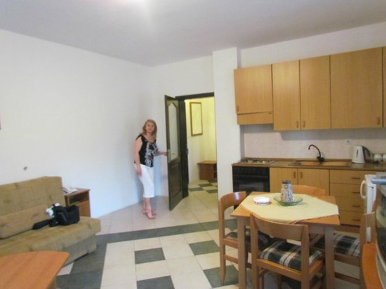 Hotel Renome : Аэто наша гостиная
