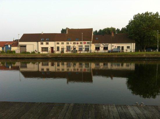 Jabbeke, Belgien: Estaminet Ter Spinde  very good food