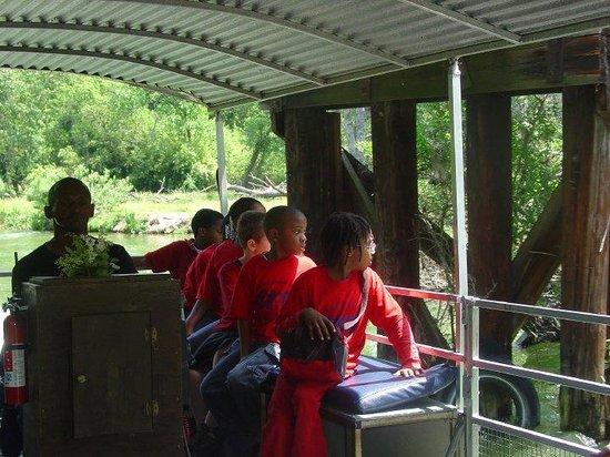 Boat Ride Picture Of Louisiana Purchase Gardens Zoo Monroe Tripadvisor
