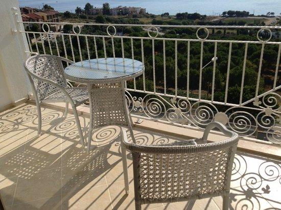 Lavista Boutique Hotel: Sunny Balcony!