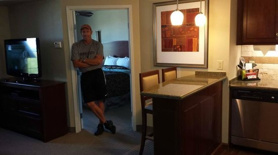 Staybridge Suites Wilmington - Wrightsville Bch: 1 BR King Suite