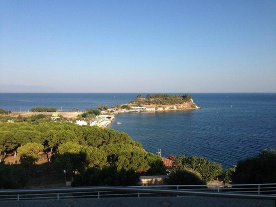 Lavista Boutique Hotel: View from Breakfast!