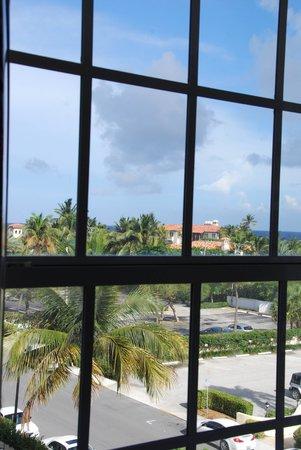 Colony Hotel: Ocean View Room