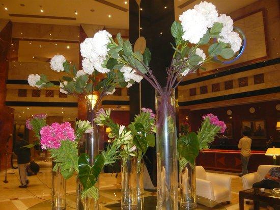Safir Hotel Cairo: hall