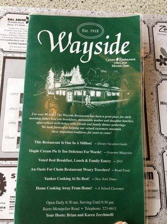 Wayside Restaurant & Bakery