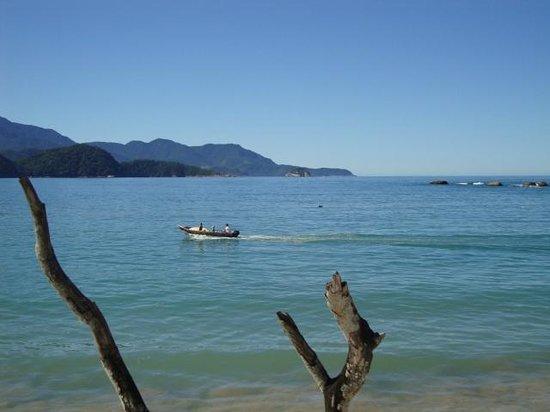 Praia do Cachadaço: Trindade