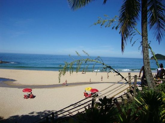 Praia do Cachadaço: Praia em Trindade