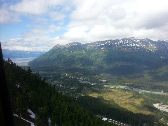 Hotel Alyeska: Breathtaking views from top