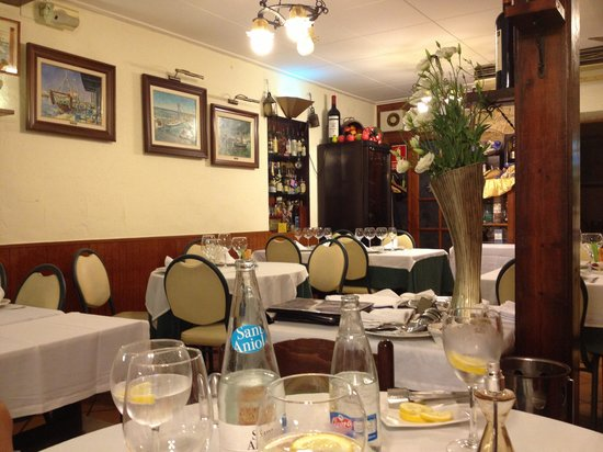 Can formiga pineda de mar restaurant reviews phone for Restaurant pineda de mar