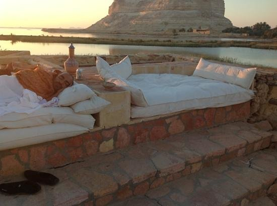 Taziry Ecolodge Siwa: blissfully unaware