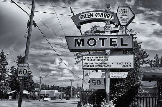 Glen Garry Motel & Cottages: Welcome to Glen Garry Motel