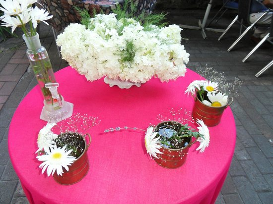 Kupol : flower decoration
