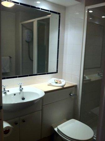 SACO Nottingham - The Ropewalk: bathroom