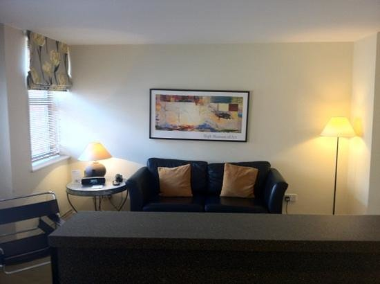 SACO Nottingham - The Ropewalk : livingroom
