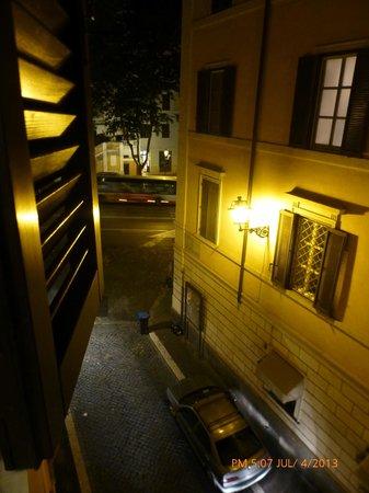 La Piccola Maison: view from room #4