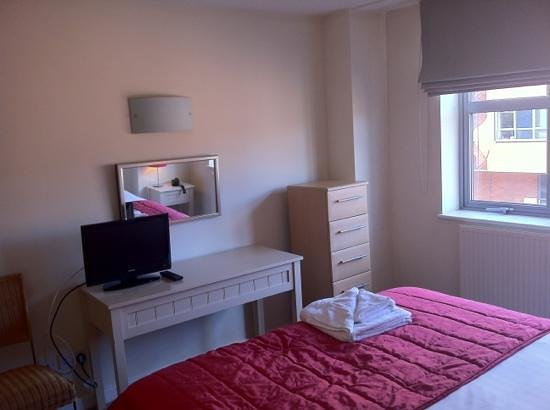 SACO Nottingham - The Ropewalk : bedroom
