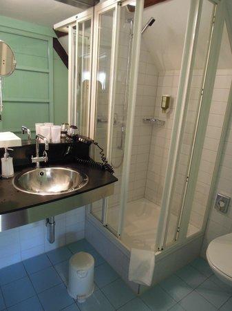 Hotel Hofgarten: Hotel Bathroom