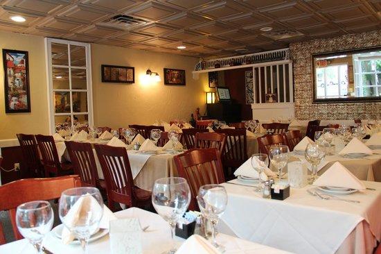 Vidalia Restaurant: Indoor Dining