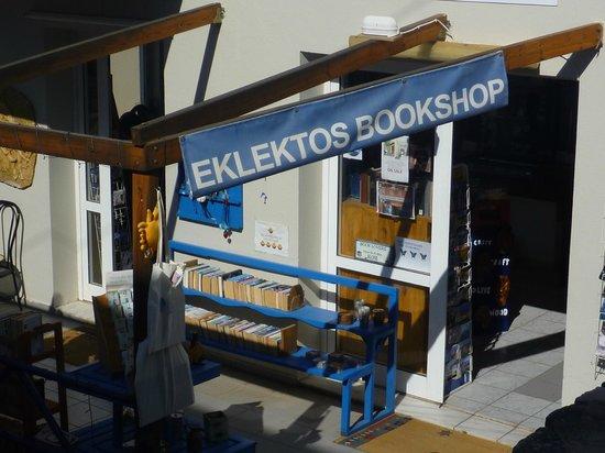 Eklektos Bookshop: Eklektos Bookstore