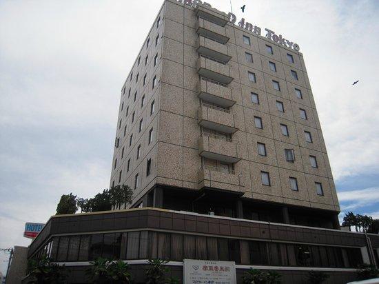 Marroad Inn Tokyo : 外観