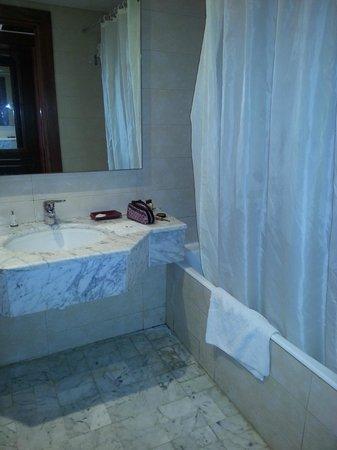 Hotel Le Royal Hammamet: bagno
