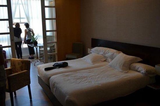 Hotel Gastronomico San Miguel: habitacion tercer piso