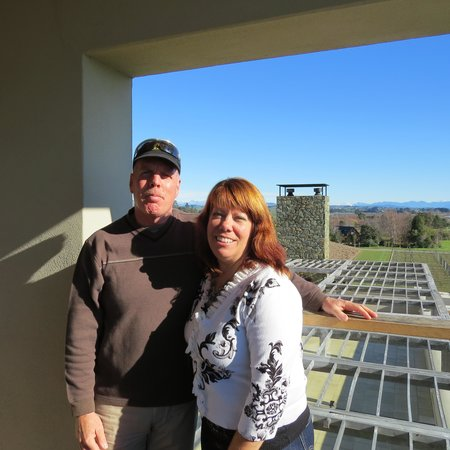 Henry Maxwell's Central Bed & Breakfast: one of our favorite winerys Whither Hills