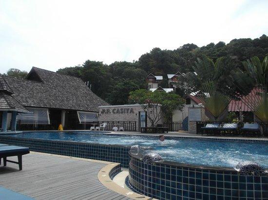 PP Casita: The lovely pool
