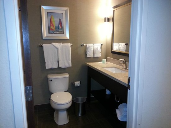 Comfort Suites Miami Airport North: Bathroom